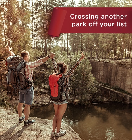 Crossing Another Park Off Your List