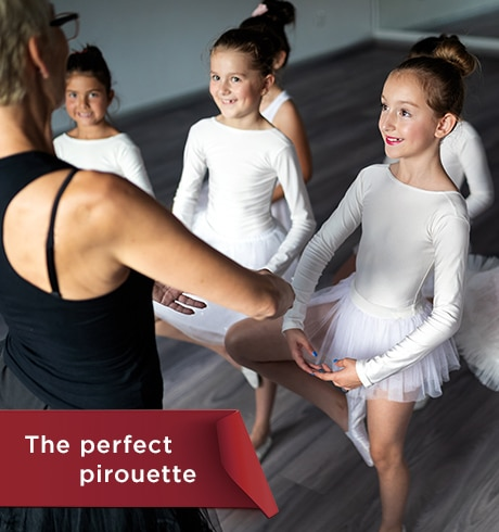 The Perfect Pirouette