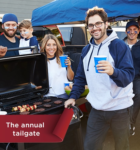 The Annual Tailgate