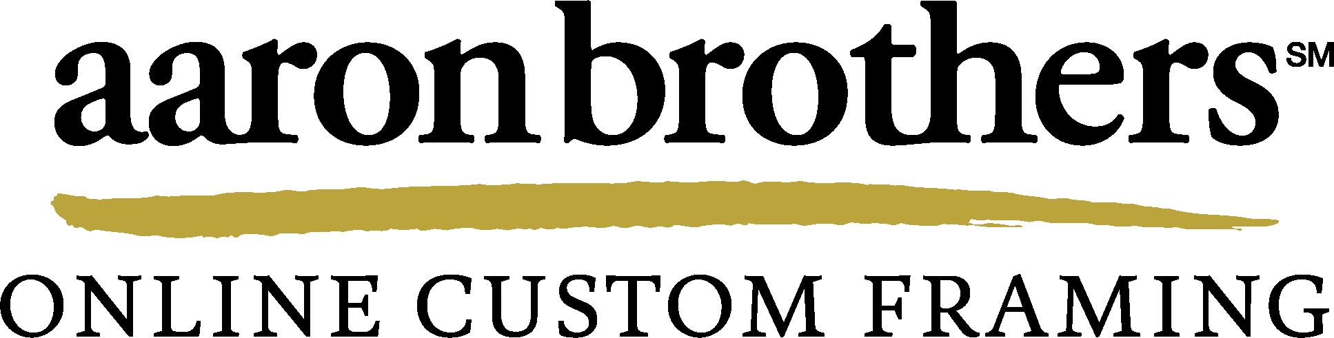 Aaron Brothers-Custom Frame